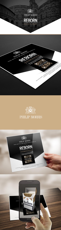 Directeur artistique freelance Portfolio Paris - Phillip Morris