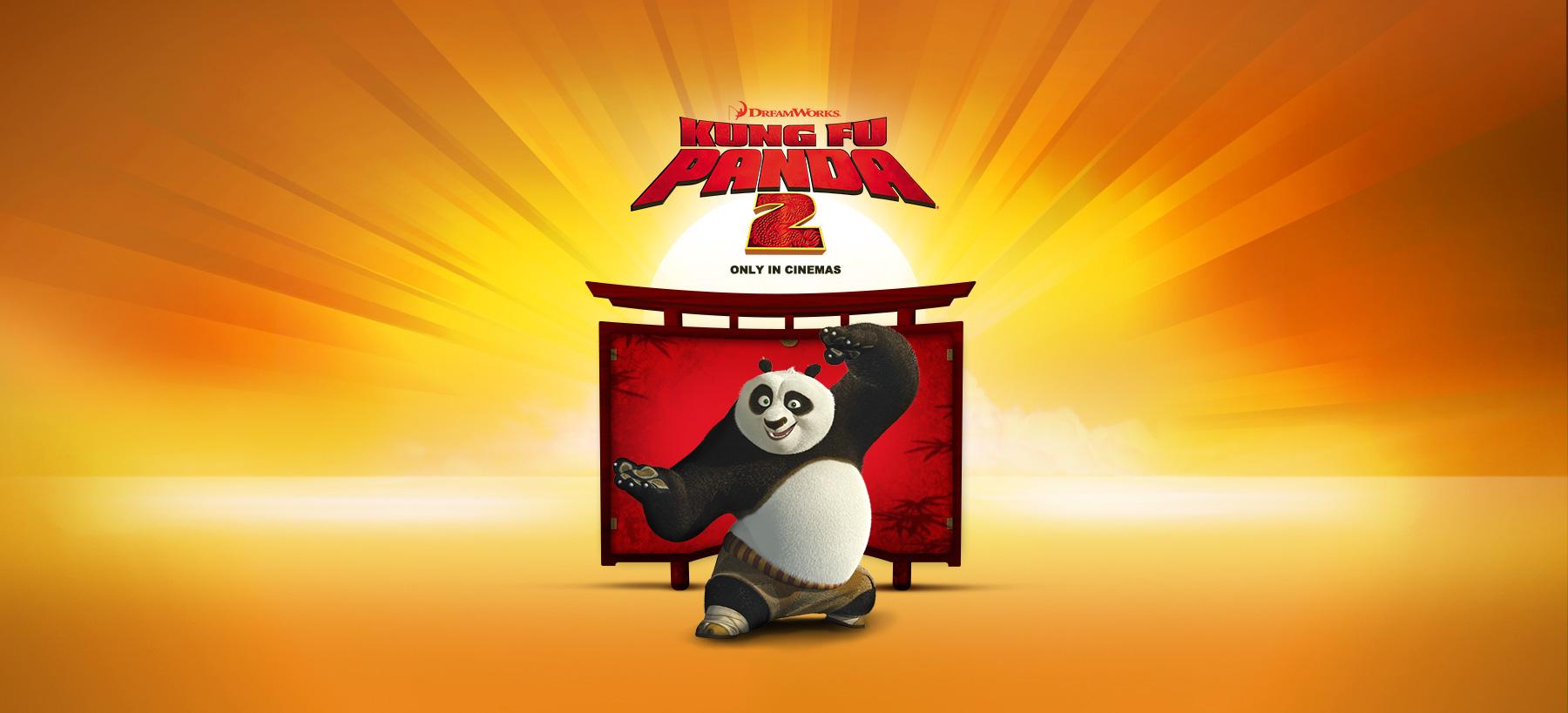 Directeur artistique freelance Portfolio Paris - Kung Fu Panda