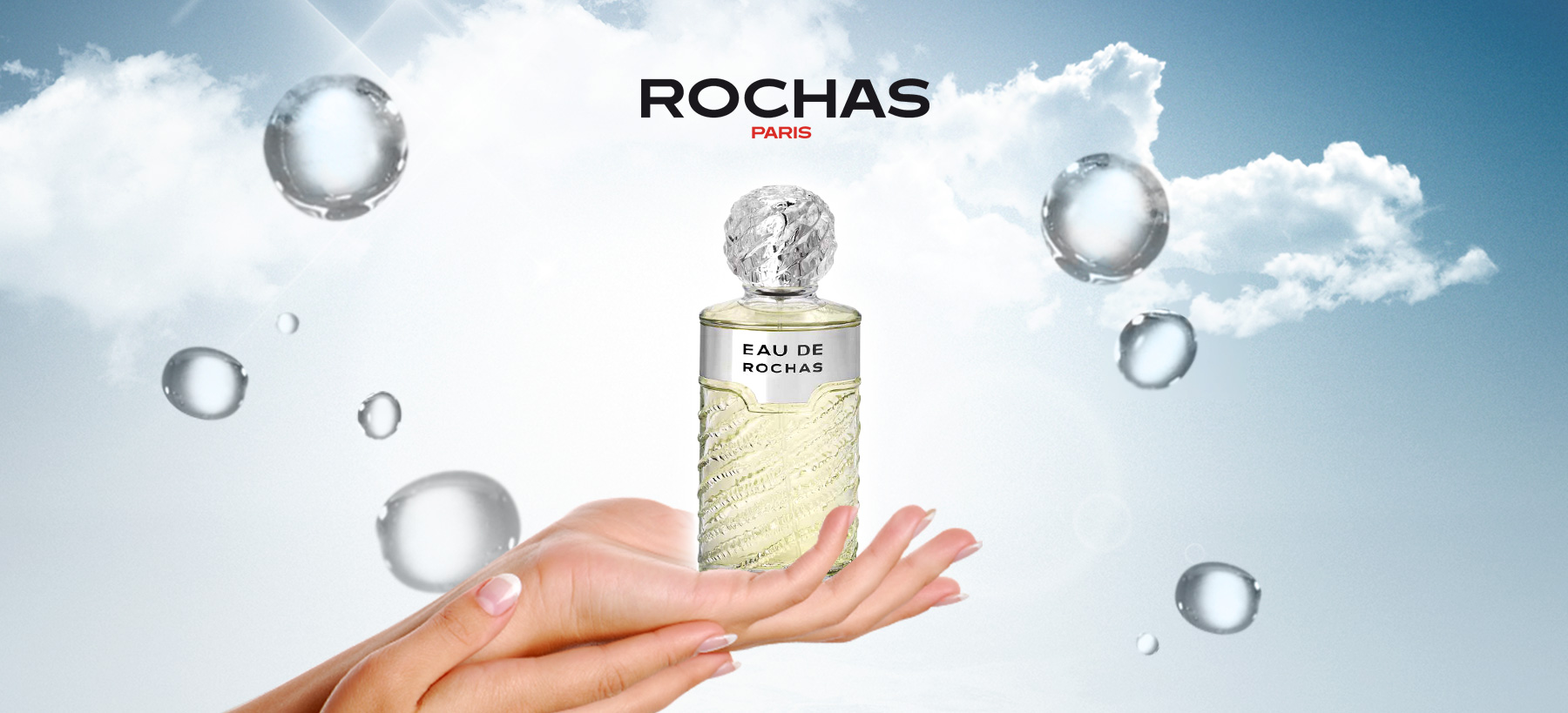 Directeur artistique freelance Portfolio Paris - Rochas