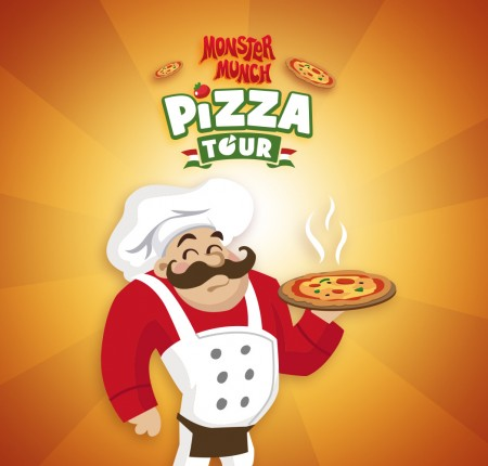 MUNCH PIZZA TOUR