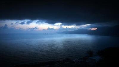 Sur la côte Amalfitaine…