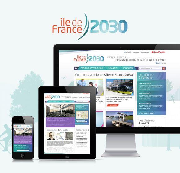 ÎLE DE FRANCE 2030