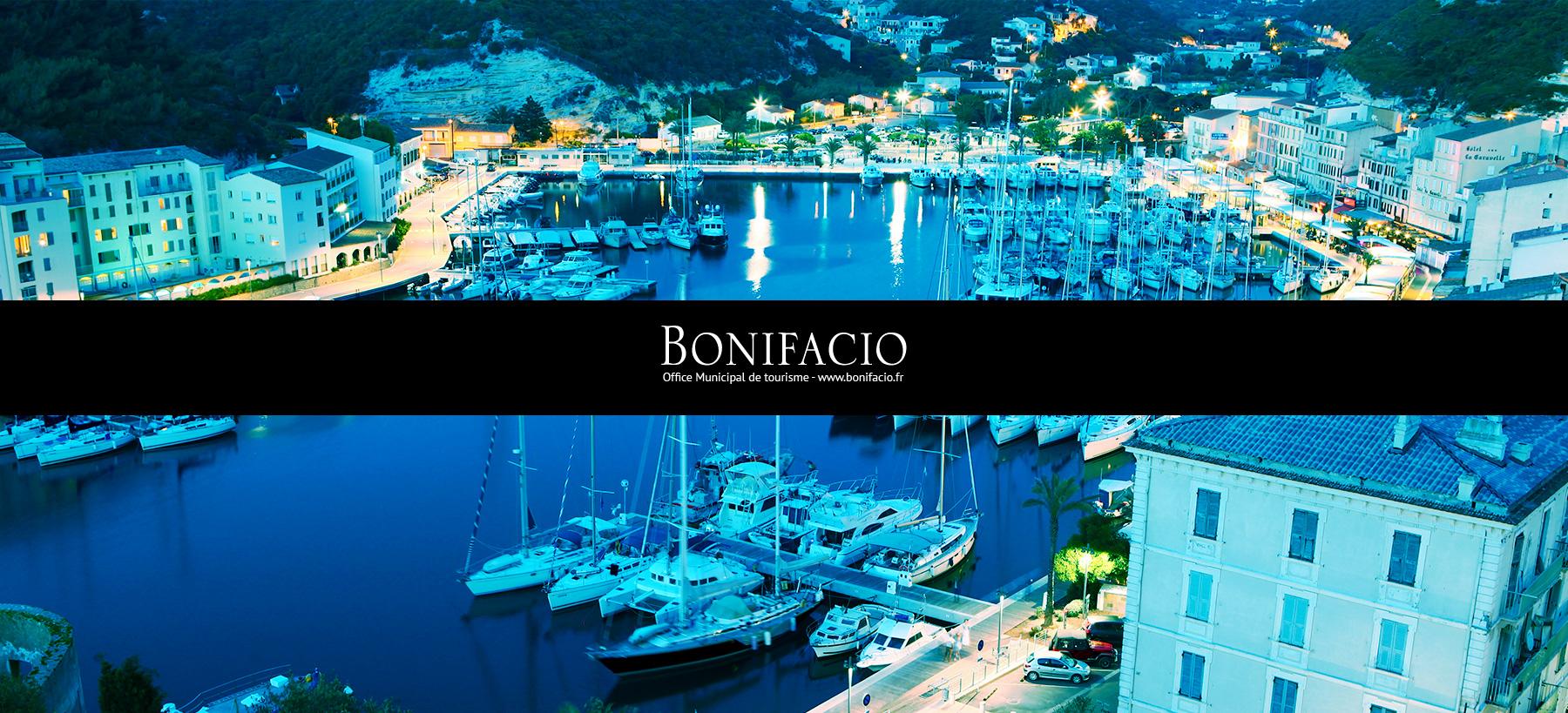 Directeur artistique freelance - BONIFACIO - Site Internet