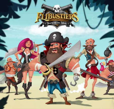 FLIBUSTIERS MOBILE GAME