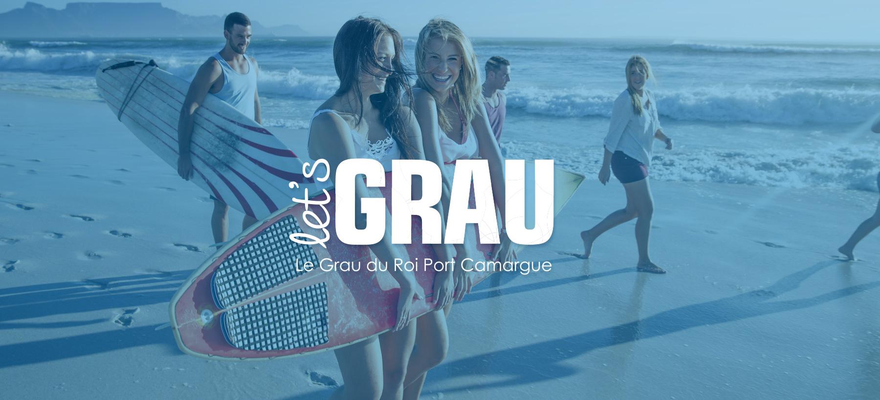 Directeur artistique freelance - Grau du roi - Site Internet