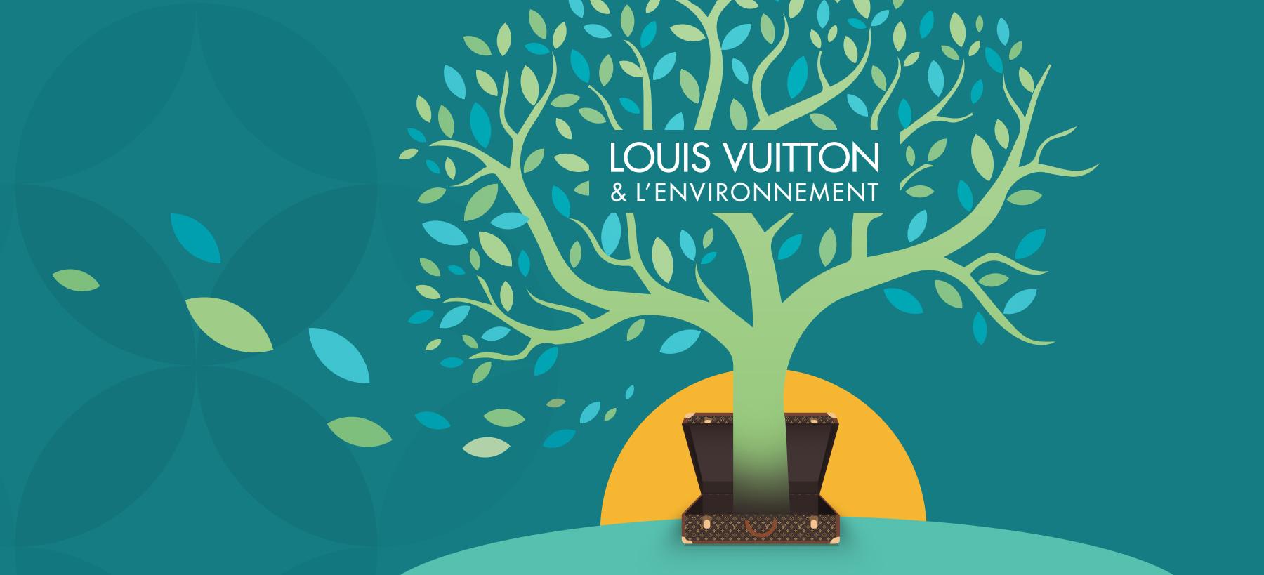 Directeur artistique freelance - Louis Vuitton - Site Internet